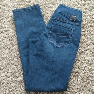 JAG High Rise Straight Leg Jean